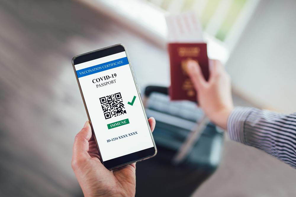 digital travel pass