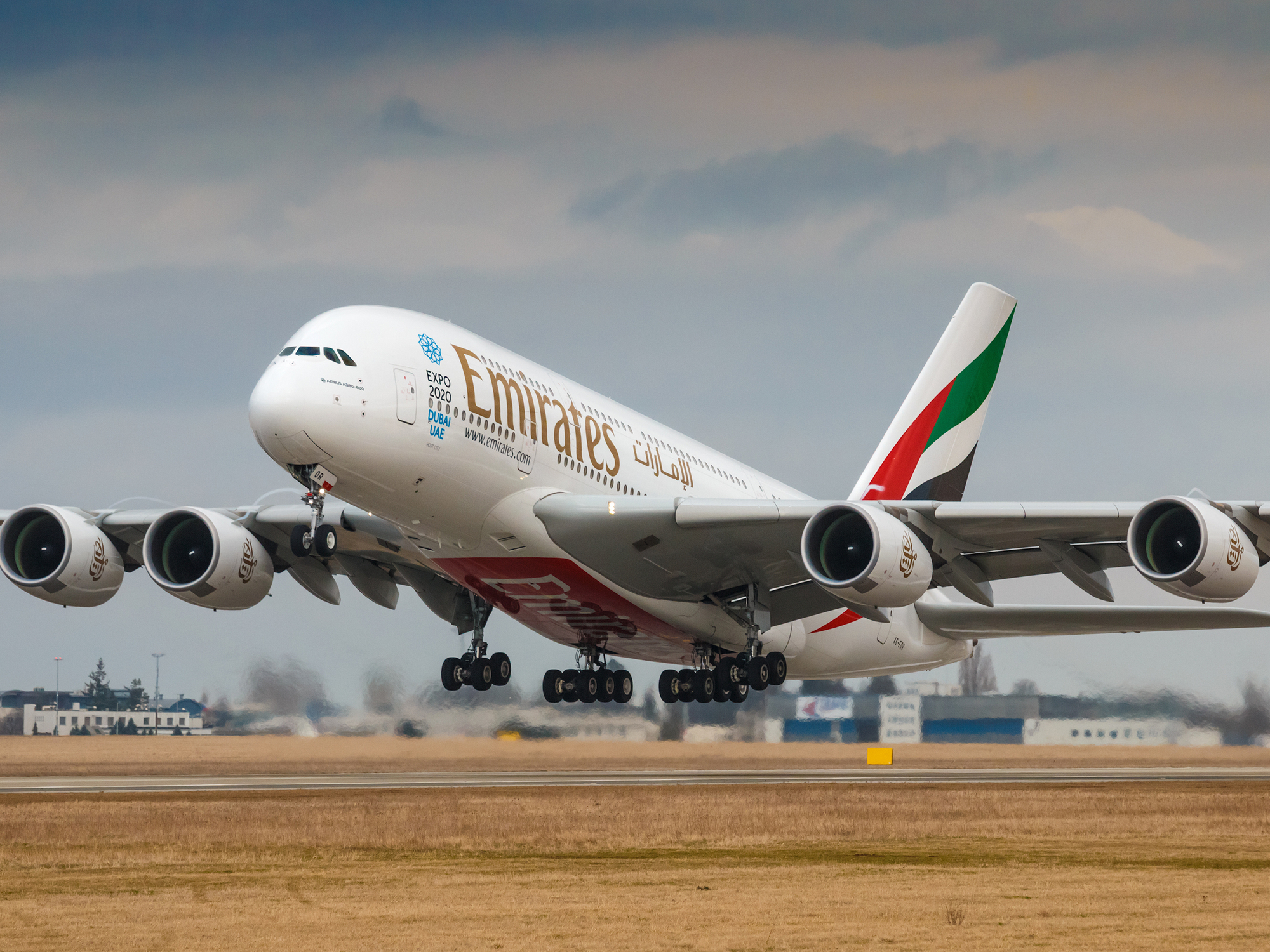 Rediscover 'love of the journey', says Emirates