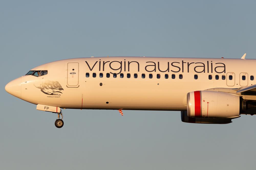 Warning for five interstate Virgin flights