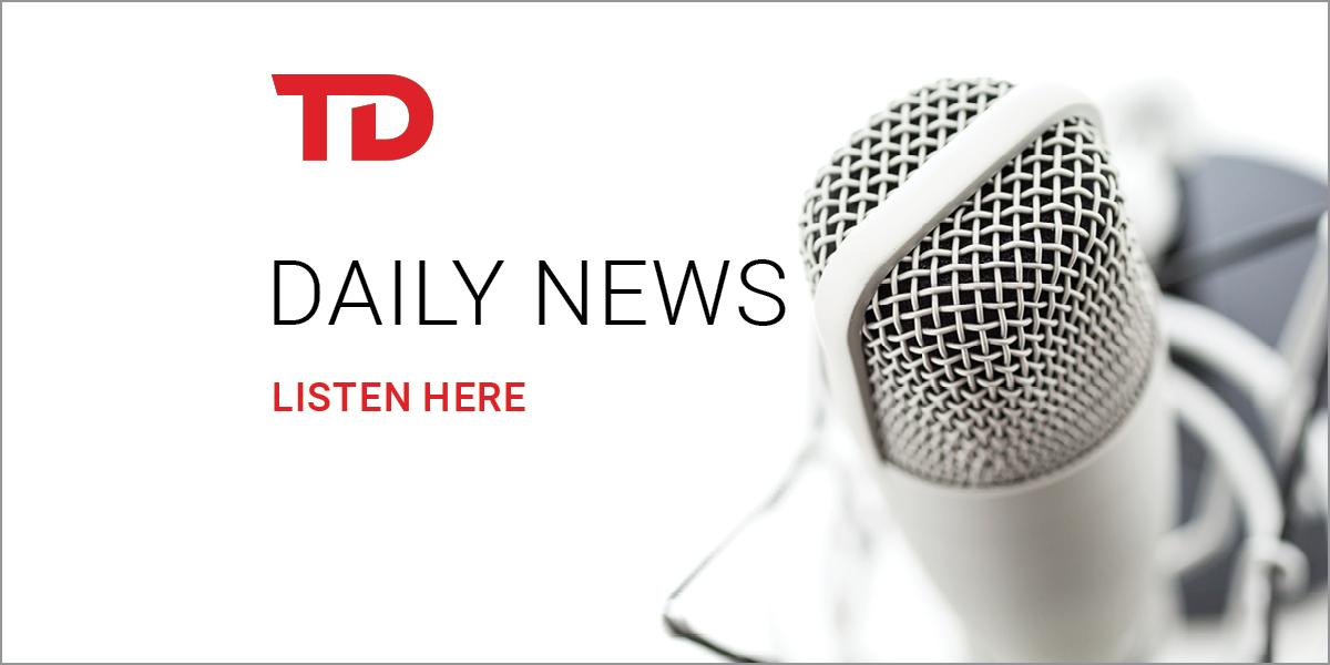 TD daily newsUp