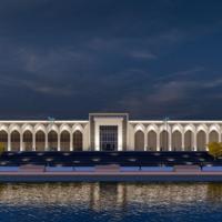 Silk Road Samarkand_Congress Hall (1)